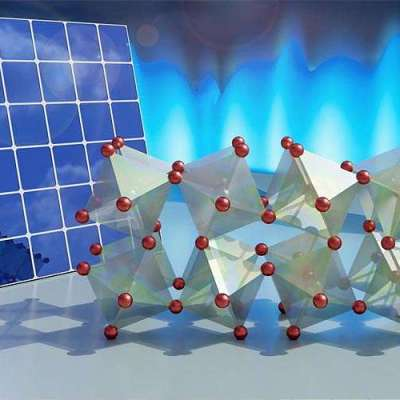 Twisting, flexible crystals key to solar energy production