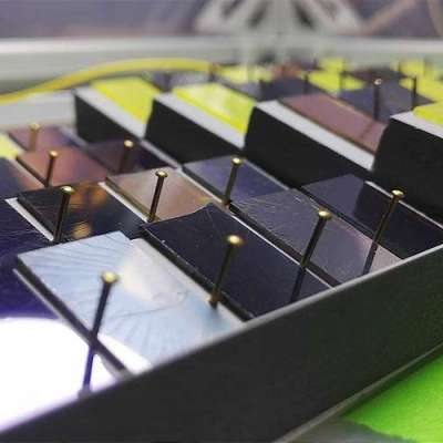 Homing in on longer-lasting perovskite solar cells