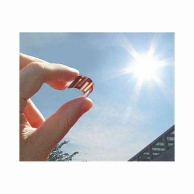 Polarized photovoltaic properties emerge