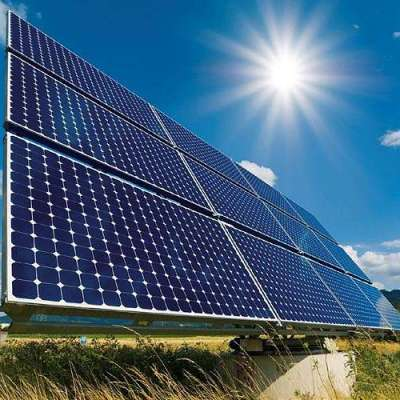 New smart materials could be used for sun-tracking solar panels