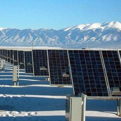 New grant for photovoltaics research center will support net zero push
