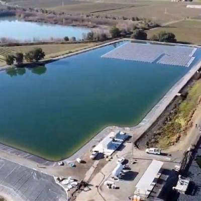 White Pine Renewables completes largest floating solar farm in the US