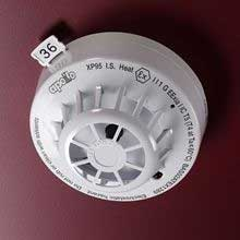 kitchen smoke detector scoop spy alarms heat detectors or what s the difference though these are better for they also have a very small range and so several may be needed to cover entire area