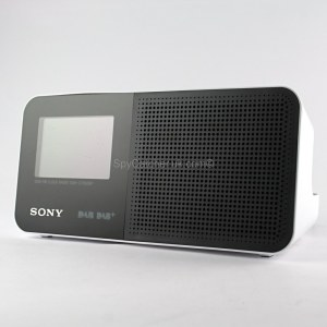 Sony DAB Radio With 3G Spy Camera and Microphone E