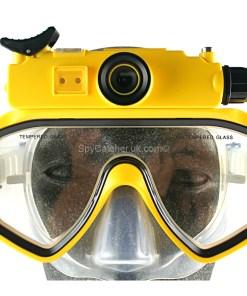 Underwater Mask Camera/DVR - Hi Resolution A