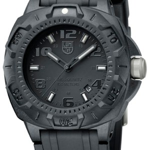 Luminox Black Dial Sentry Series, 0201-BO Dive Watch-0