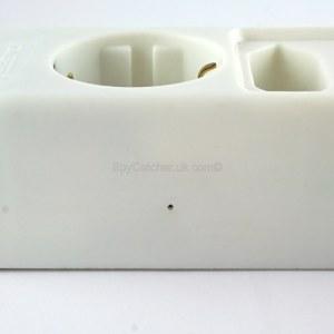 Recording 6 Way European Socket Strip-5358