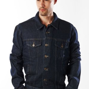 Bullet Proof Denim Jacket-0