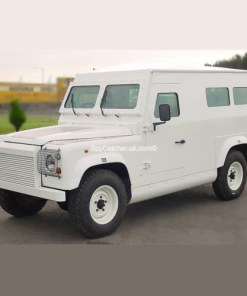 Armoured Land Rover Defender-0