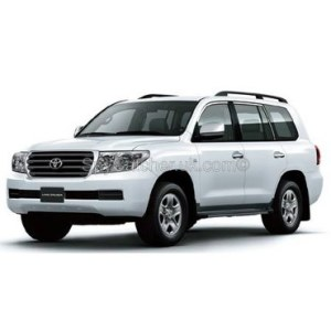 Armoured Toyota Land Cruiser GX 2013-0