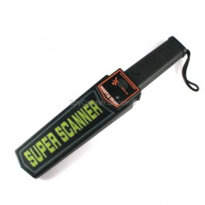 Hand Held Weapon Detector - Security Scanner
