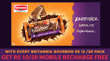 Bourbon Free Mobile Recharge
