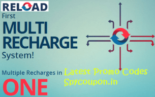 latest reload coupons for mobile, dth recharges