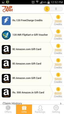 get free flipkart, freecharge vouchers