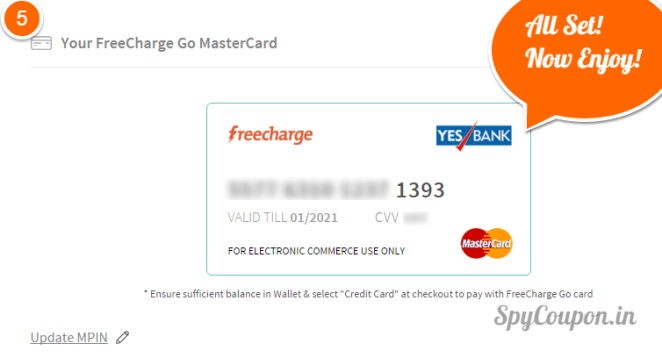 YesBank Credit Card