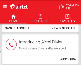 airtel free calling