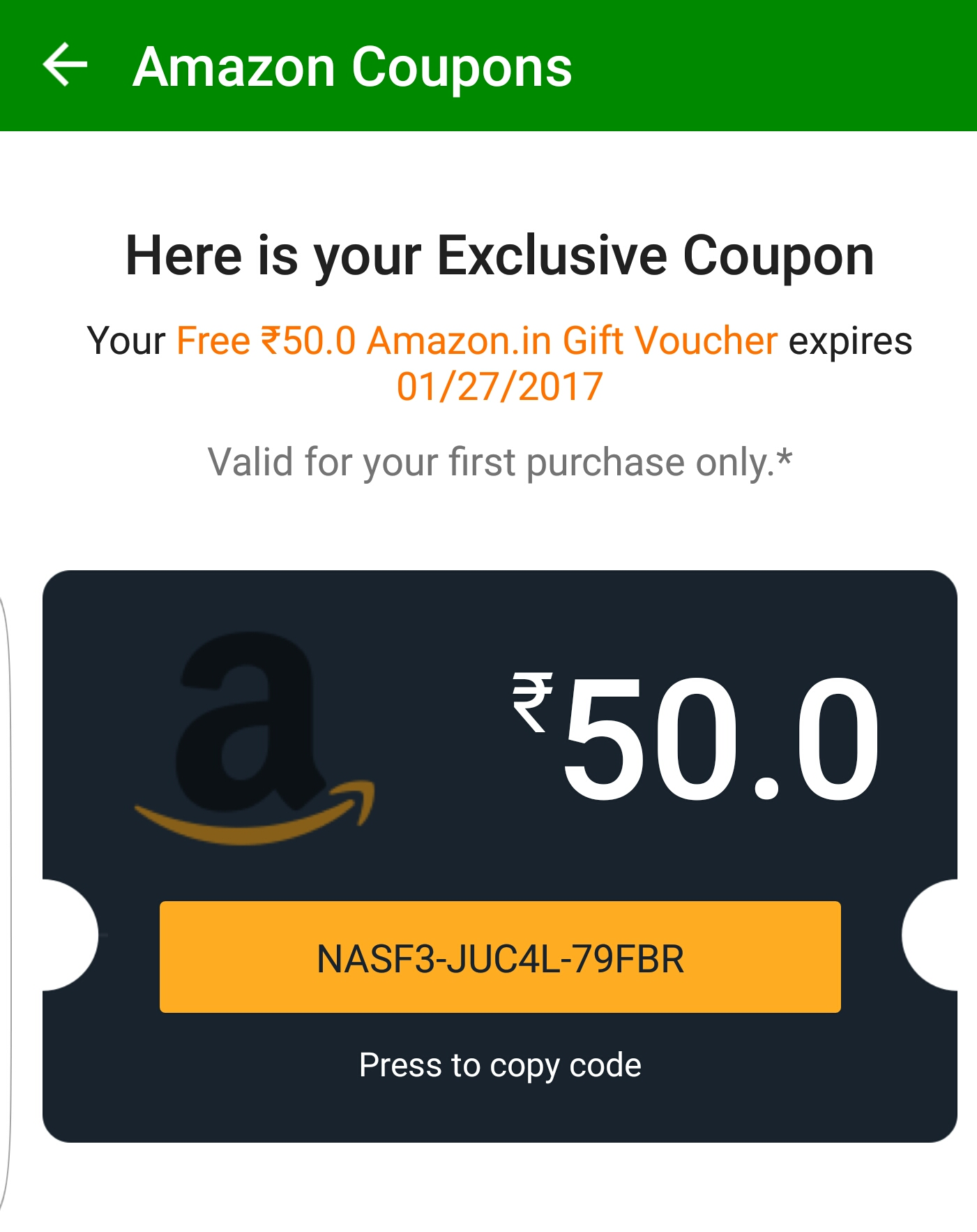 How to free amazon gift cards