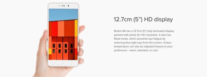 redmi 4a price in flipkart amazon