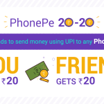 phone pe referral code