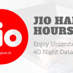 jio happy hours validity