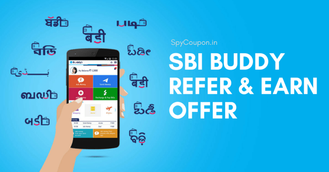 referral code sbi buddy app