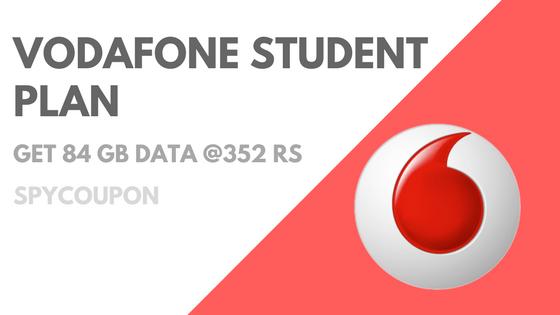 student plan vodafone