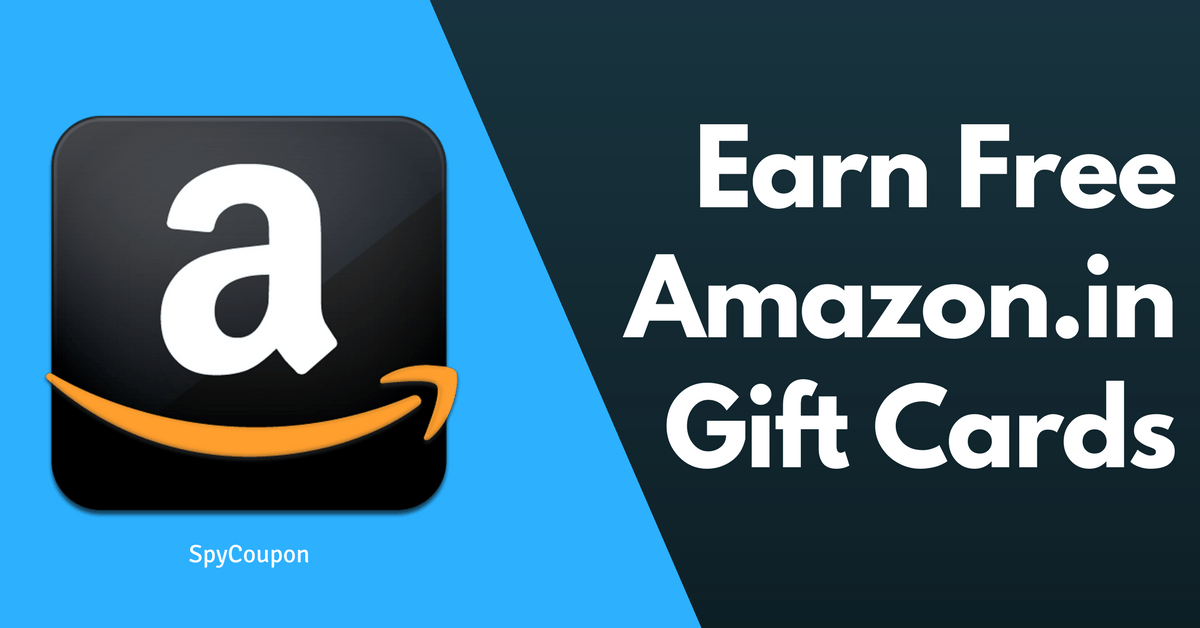 Amazon New Offer : Refer and Earn 200 Rs Gift Card | SpyCoupon
