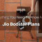 jio booster plans