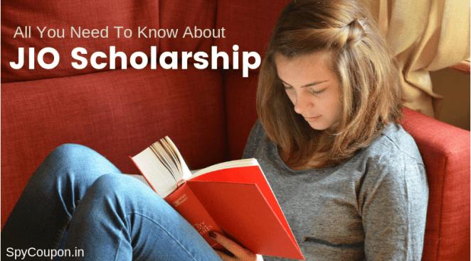 JIO Scholarship last date