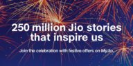 what is jio celebration pack?