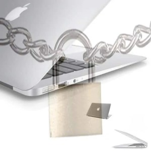 Encrypted computer diplomatic security apple laptop