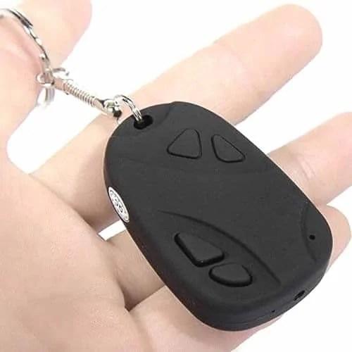 keyring spy camera key ring