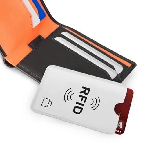 wireless credit card blocker rf stopper wallet