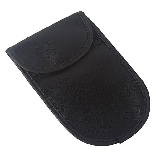 car key safety pouch protection against car theft