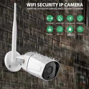 waterproof CCTV zoom camera