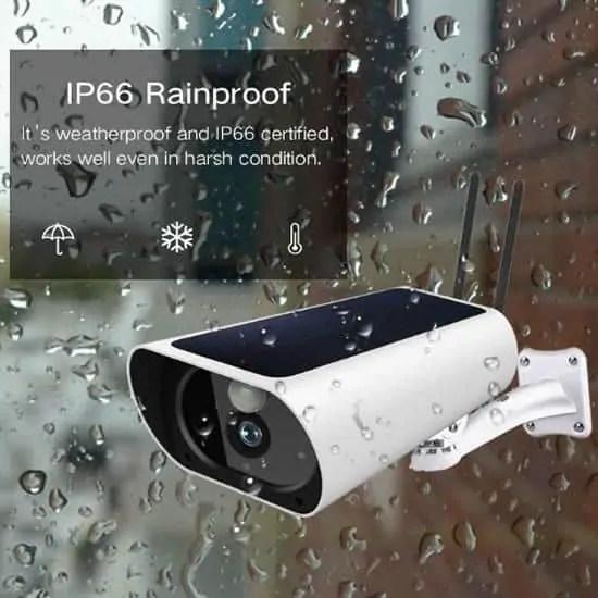 waterproof weather resistant