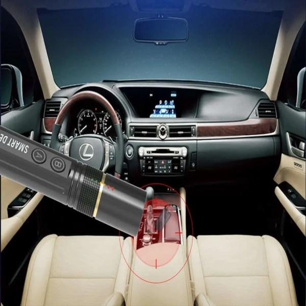 5g tracker laser detection