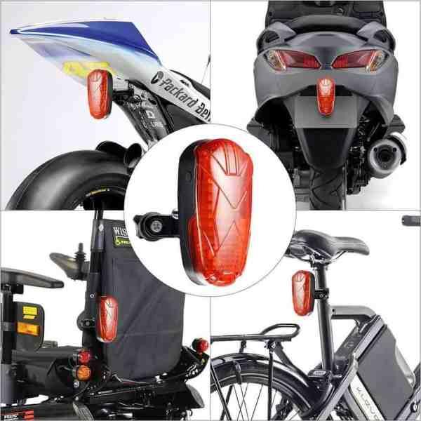 Bike GPS tracking