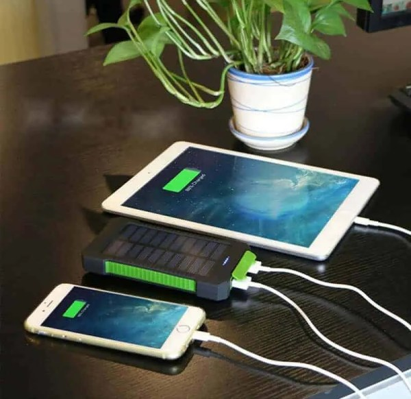 Splar power charger for android and apple