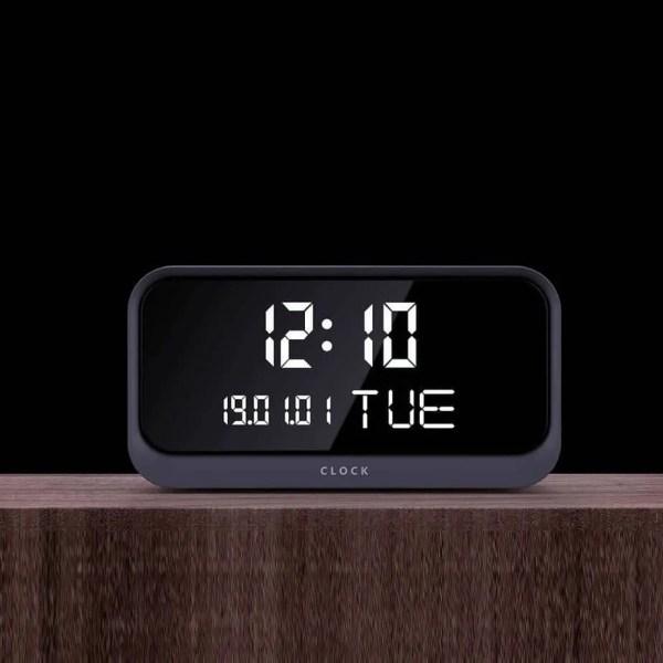 spy clock camera