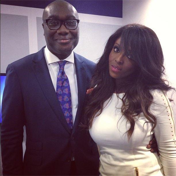 Komla and Yvonne Okoro