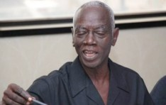 Dr Kwodjo Afari-Gyan, Chairman of the Electoral Commission