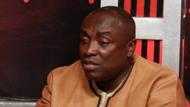 Kwabena Agyepong.