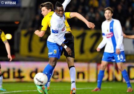 PSV Eindhoven's Memphis Depay has fired warning at Christian Atsu's Vitesse Arnhem ahead of Dutch league top-liner