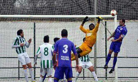 Razak Brimah in action for Cordoba