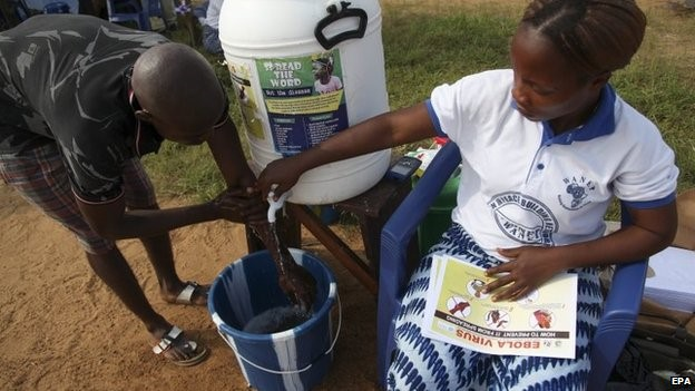 Health workers are carrying out awareness campaigns around the region