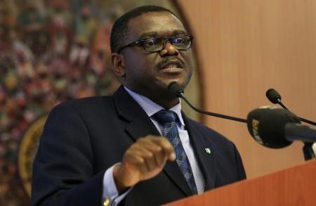 Health Minister Onyebuchi Chukwu