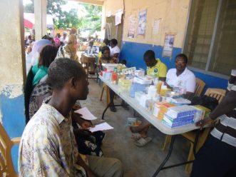 WiLDAF offers free health screening