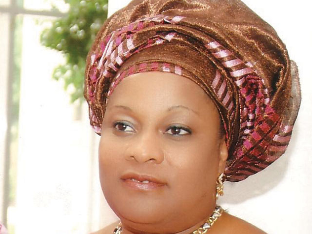 Senator Margery Chuba Okadigbo