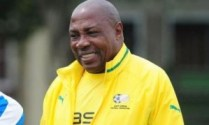South Africa's Coach Mashaba